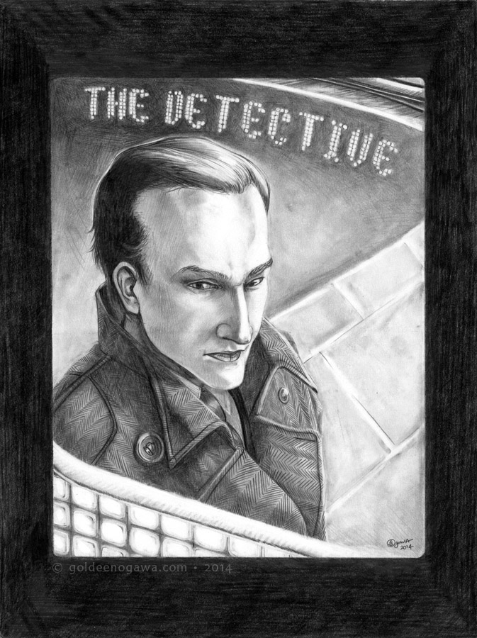 The Detective Raw